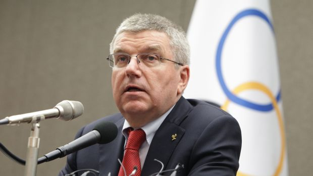 International Olympic Committee bars Russian Federation  from competing in 2018 Winter Games