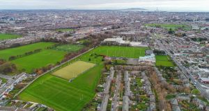 The Iveagh Grounds sports faciliity, which Trinity College has purchased from Guinness owners, Diageo.