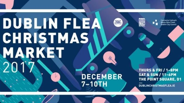 Yule be glad you made time for the Dublin Flea Christmas Market