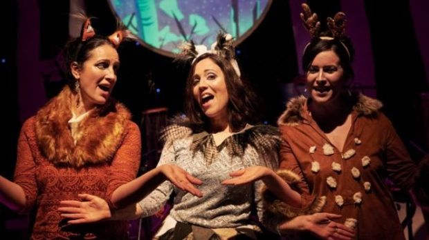 The Henry Girls are bringing their magical show Tracks in the Snow back to the Ark in Dublin through December