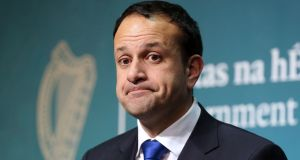 "Taoiseach Leo Varadkar said he was concerned when he learned that even after Minister for Justice Charlie Flanagan directed that ""one of the famous emails"" be sent to the tribunal, the department ""still sought legal advice on whether it was covered by the terms of reference of the tribunal."" Photograph: Laura Hutton/PA Wire"