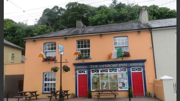The Lifeboat Inn in Courtmacsherry, West Cork