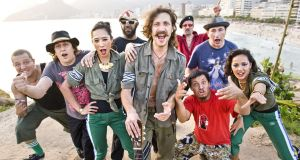 Gogol Bordello bring their gypsy music soundclash to the Academy in Dublin on Tuesday
