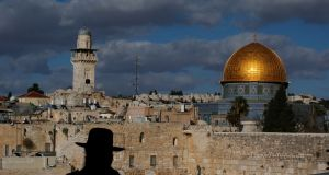 Donald Trump's decision to recognise Jerusalem as the capital of Israel will only make a volatile situation in the city more unstable. Photograph: Ronen Zvulun/Reuters