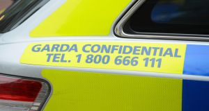 Anyone who may have witnessed unusual activity in the area  should contact Portlaoise Garda station on 057-8674100, the Garda Confidential Line on 1800-666 111 or any Garda station. Photograph: The Irish Times