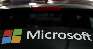 In a lower court ruling last year Microsoft successfully challenged a search warrant relating to the Irish-stored emails. Photograph: Reuters