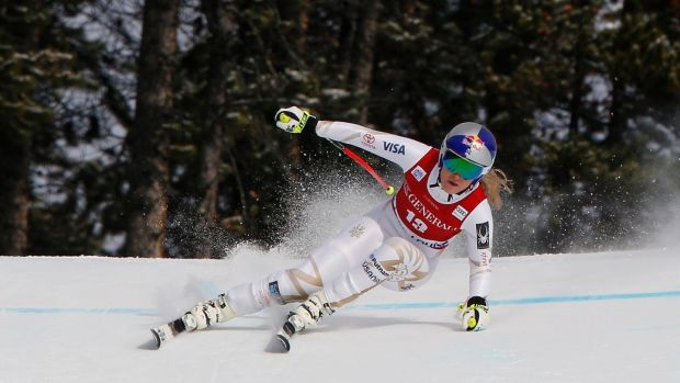 Lindsey Vonn is set to compete for Team USA in February's Winter Olympics