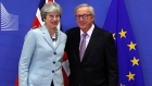 Theresa May: 'There will be no hard border'