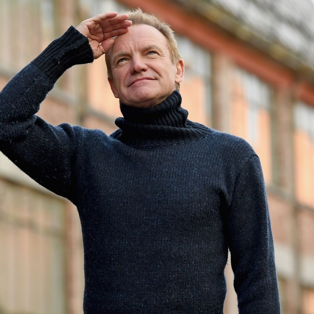 Sting: 'When I get angry I'm a Geordie  It's very effective'