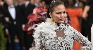 In the ever-changing face of celebrity culture, with reality stars and flash-in-the-pan pop fads, Chrissy Teigen is made of stronger stuff. Photograph: Mike Coppola/Getty Images for People.com