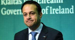 "Taoiseach Leo Varadkar. ""He will go to Brussels next week with his stature enhanced both domestically and in Europe."" Photograph: Clodagh Kilcoyne/Reuters"