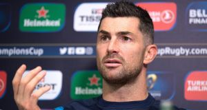 "Rob Kearney: ""If you have the taste of what success is, you get really greedy after you win trophies."" Photograph: Tommy Dickson/Inpho"