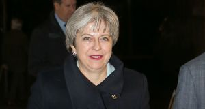 UK prime minister Theresa May: has said that, during the implementation period, people can expect things to be broadly similar to how they are now. Photograph: Steve Parsons/PA