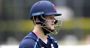 Ben Duckett was dropped from England's tour game in Perth following a bar incident. Photograph: Bradley Kanaris/Getty