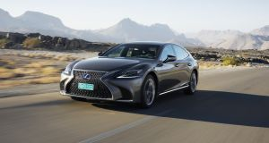 New Lexus LS sets the standard for refinement, but can it topple the Kaiser?