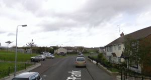 A stabbing took place in the Ardilea Park area (above) of Downpatrick, Co Down between 3.30am and 4am on Sunday. File photograph: Google Street View