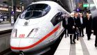 German high-speed rail link has bumpy launch