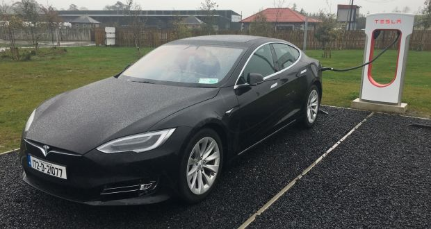 18: Tesla Model S – Welcome Irish arrival of most hyped car of the