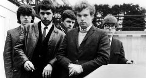 Rapture, not radicalism: Van Morrison with   Them.  Photograph:  RB/Redferns