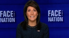 Haley: women accusers should be heard, even if Trump is target