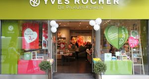 Skincare company Yves Rocher is closing its Cork operation. Photograph: iStock