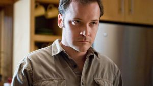Peter Sarsgaard plays Frank Olson in  Wormwood's play within the play