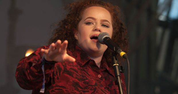 Áine Cahill: the pop queen Ireland is waiting for