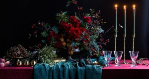 Best in Class Christmas tables: London Flower School