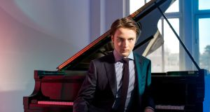 Russian pianist Daniil Trifonov:  'What he does with his hands is technically incredible,' according to one of  the world's greatest living pianists,  Martha Argerich