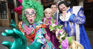 Rapunzel in the Gaiety includes seasoned panto dame Joe Conlan and fresh-faced Ciara Lyons in the title role