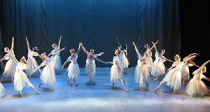 'The Nutcracker' at  the Pavilion  was making some of our readers happy this week