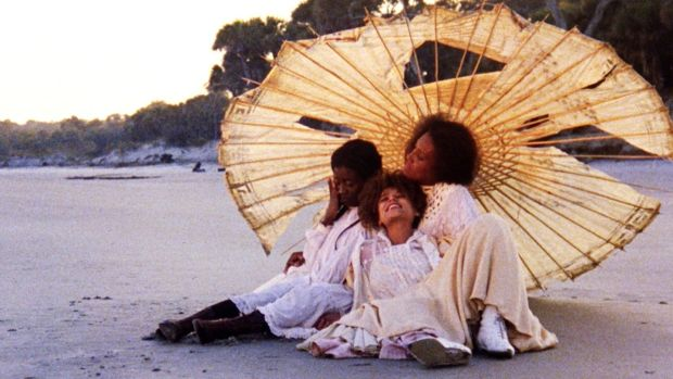 Daughters of the Dust (1991): Lavish, poetic movie depicting the mocambo life of an enclave beyond slavery.