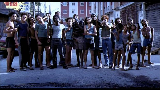 City of God (2002): A frantic, vast study of Rio de Janeiro's underlife remains a classic of urban decay.