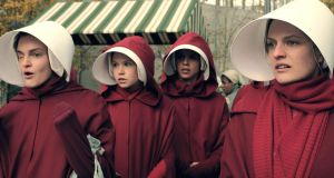 The Handmaid's Tale, based on Margaret Atwood's novel