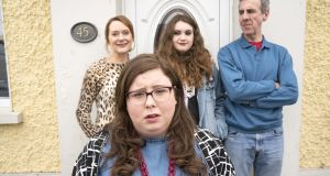 "Alison Spittle's breakout RTÉ comedy ""Nowhere Fast""."