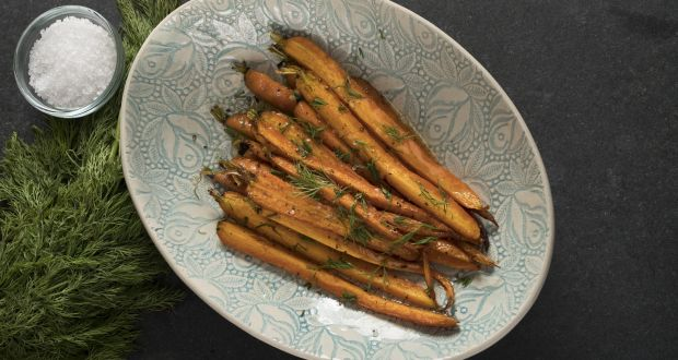 Chefs have tricks which can put you in the driving seat on christmas day honey glazed roasted carrots blanching carrots and parsnips and then placing them in an forumfinder Gallery