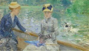 Berthe Morisot was and is rightly regarded as a central figure of Impressionism.