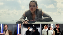 Where does The Last Jedi fit within the Star Wars canon?