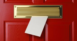 The District Court heard that a postwoman doing her rounds heard screams coming from a house and a childminder seemed to be 'biting' the face of a hysterical child inside. Image: iStock.