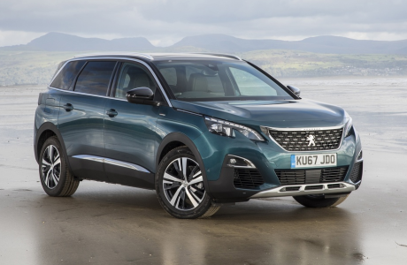 The Peugeot 5008, our favourite this year, is a family hit