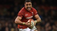 Taulupe Faletau's knee ligament injury has ruled him out of Wales' Six Nations campaign. Photo: Joe Giddens/PA Wire