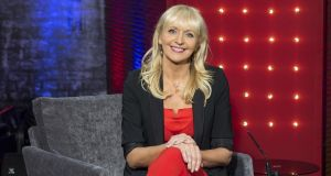 Miriam O'Callaghan: found the unique Shane MacGowan a difficult man to pin down when the former Pogues singer turned up on Sunday With Miriam.