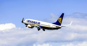 If you are due to fly with Ryanair next Wednesday, are you making alternative arrangements? Photograph: Getty Images