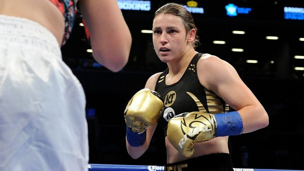 Katie Taylor. Photo: Inpho/Emily Harney