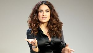 "Salma Hayek: the actor claims that ""in an attack of fury"" Harvey Weinstein said to her: ""I will kill you, don't think I can't.""   Photograph: Steve Mack/FilmMagic"
