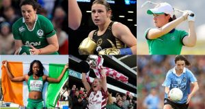 Sportswoman of the Year 2017: The contenders
