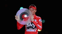 Chris Froome insists he has done nothing wrong following failed drugs test