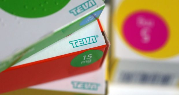 6871ce70e Generic drugs giant Teva to cut workforce by more than 25%