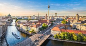 Berlin: Visitors are spoilt for choice when it comes to  boat trips, as the city boasts miles of tranquil waterways. Photograph: Getty