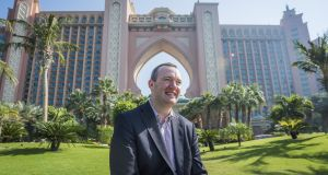 Conor Lawler says there's a huge Irish community in Dubai